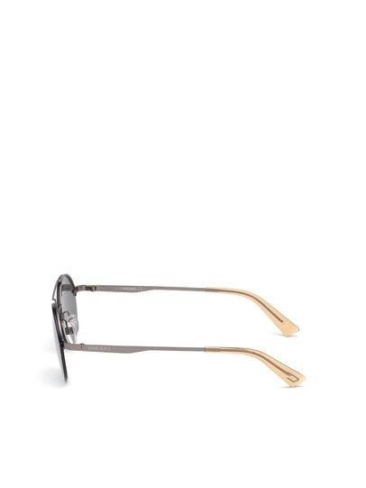 Diesel - DL0275, Silver - Sunglasses - Image 3