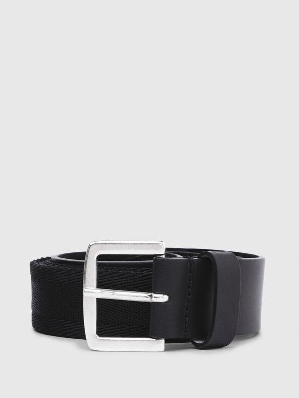 B-BOSCO, Black - Belts