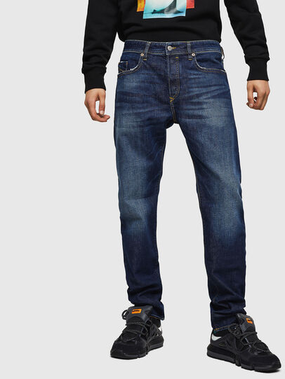 Diesel - Buster 084AC, Dark Blue - Jeans - Image 1