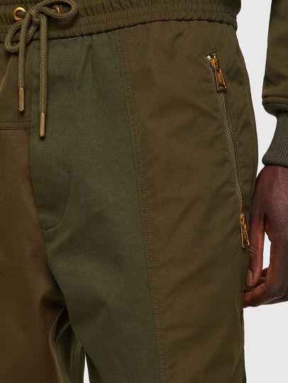 Diesel - P-BRIGGS, Verde Militar - Pantalones - Image 4