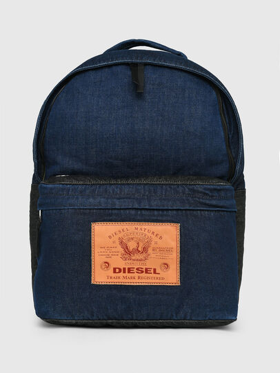 Diesel - DHORIAN C, Blue - Backpacks - Image 1