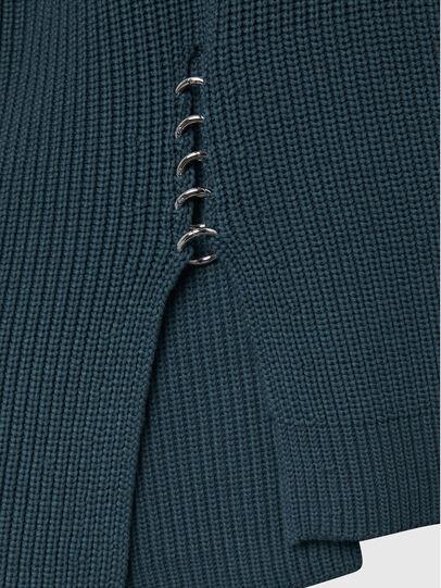 Diesel - M-ESSIE, Water Green - Sweaters - Image 3
