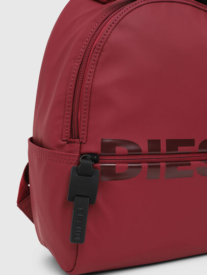 Diesel - F-BOLD BACK FL, Red - Backpacks - Image 4