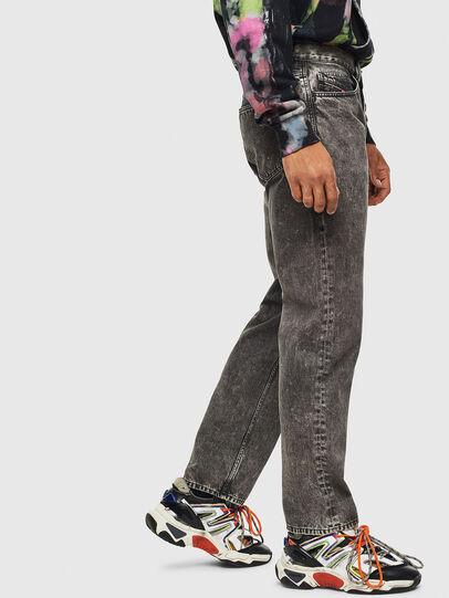 Diesel - D-Macs 0099F, Black/Dark Grey - Jeans - Image 4