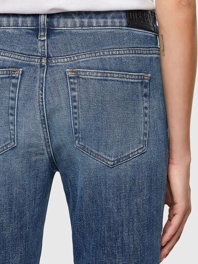 Diesel - D-Joy Slim Jeans 009VY, Medium Blue - Jeans - Image 4