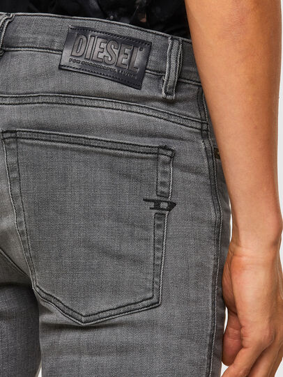 Diesel - D-Amny Skinny Jeans 009NZ, Black/Dark Grey - Jeans - Image 4