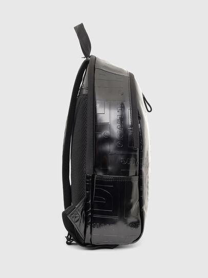 Diesel - X-BOLD BACK, Black - Backpacks - Image 3