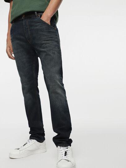 Diesel - Krooley JoggJeans 084YR, Dark Blue - Jeans - Image 3