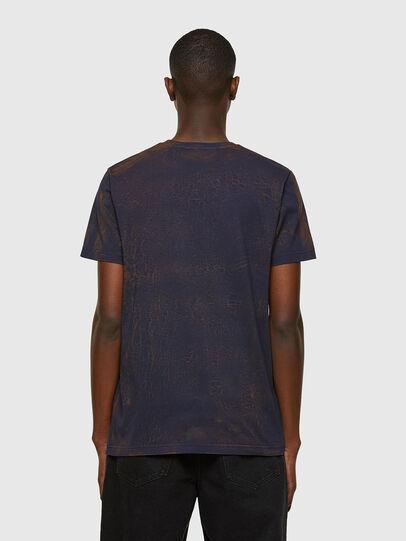 Diesel - T-DIEGOS-E1, Dark Blue - T-Shirts - Image 2