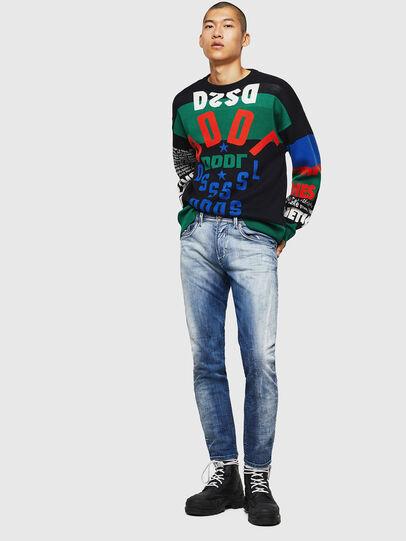 Diesel - Thommer JoggJeans 0870N,  - Jeans - Image 6