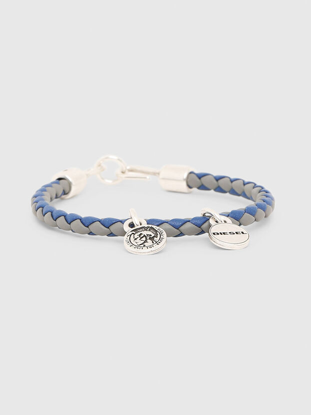 ASANTY BRACELET, Grey/Blue - Bijoux and Gadgets