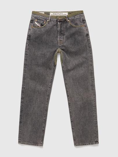 Diesel - DxD-P2 0CBBH, Black/Dark Grey - Jeans - Image 1