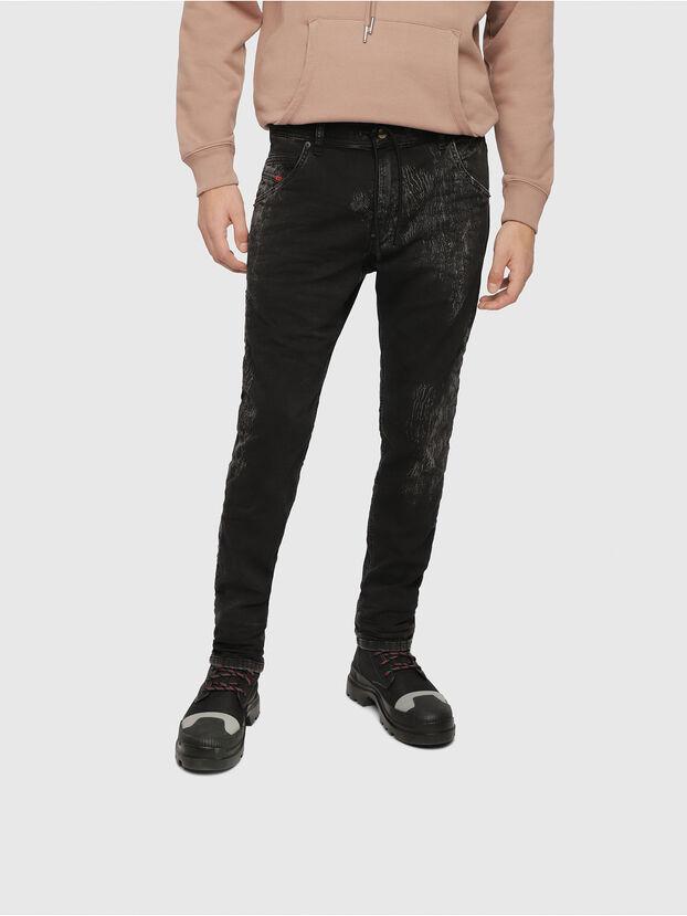 Krooley JoggJeans 069DT, Black/Dark Grey - Jeans