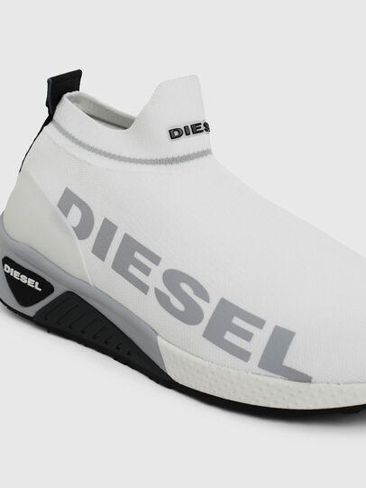 Diesel - S-KB ATHL SOCK II W, White - Sneakers - Image 4