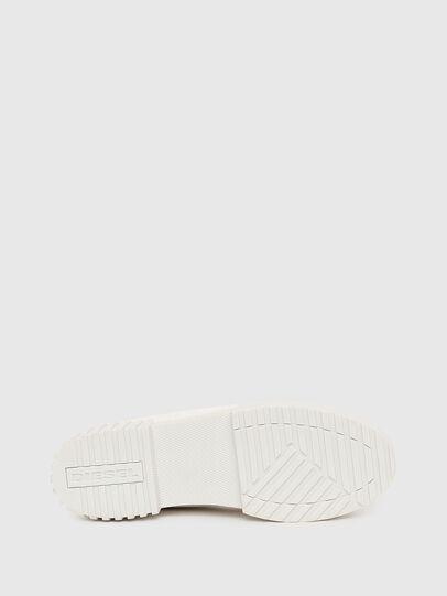 Diesel - S-MERLEY LC, White - Sneakers - Image 4
