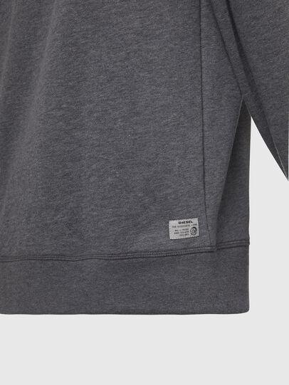 Diesel - UMLT-WILLY, Grey - Sweatshirts - Image 4