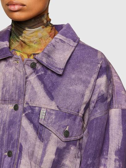 Diesel - G-SOJO, Violet - Jackets - Image 4