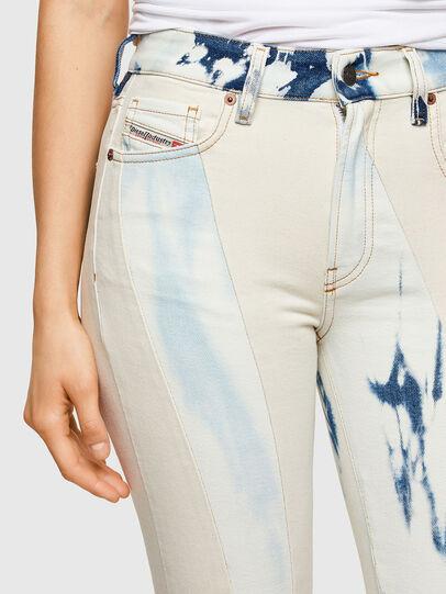 Diesel - D-Joy Slim Jeans 009UX, Medium Blue - Jeans - Image 4