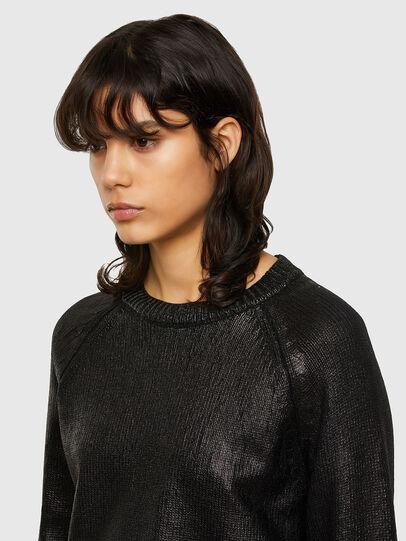 Diesel - M-NADYA, Black - Sweaters - Image 3