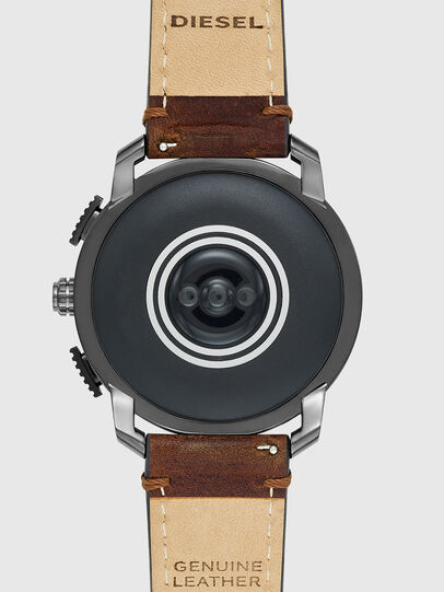 Diesel - DZT2032, Marrón - Smartwatches - Image 4