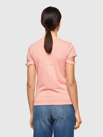 Diesel - T-BULLOCK-A1, Rosa - Camisetas - Image 2
