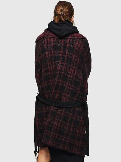 Diesel - M-BOU, Dark Violet - Sweaters - Image 2