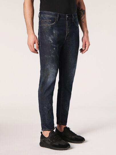 Diesel - Jifer 084SW, Dark Blue - Jeans - Image 3