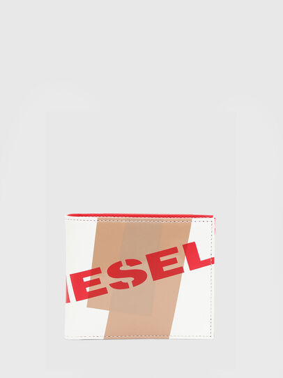Diesel - NEELA S, White/Red - Small Wallets - Image 1