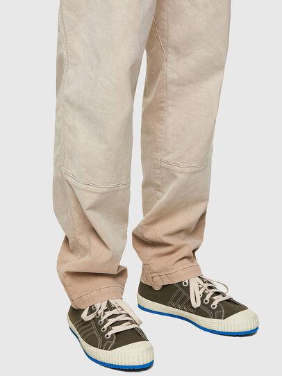 Diesel - D-Azerr Straight JoggJeans® 069WG, White - Jeans - Image 4