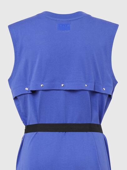 Diesel - D-FAIRY, Blue - Dresses - Image 5
