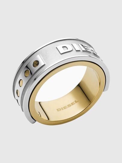 Diesel - DX1214, Gold - Rings - Image 1