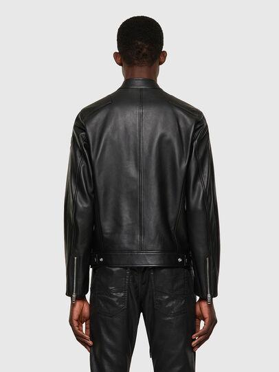 Diesel - L-BOY, Negro - Chaquetas de piel - Image 2