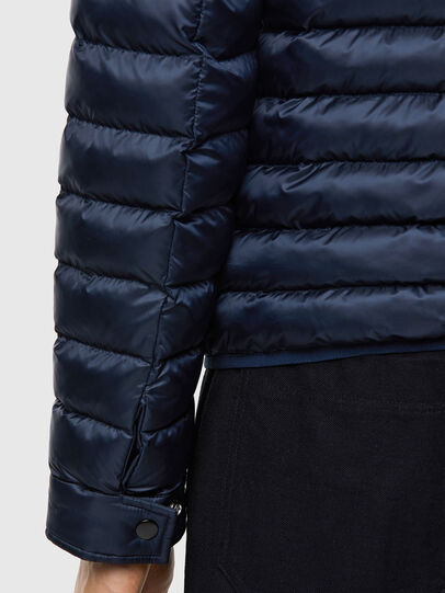 Diesel - W-DOLMIR-KA, Dark Blue - Winter Jackets - Image 5