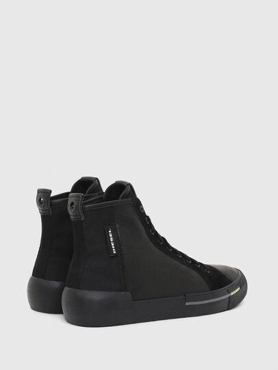 Diesel - S-DESE ML, Black - Sneakers - Image 3