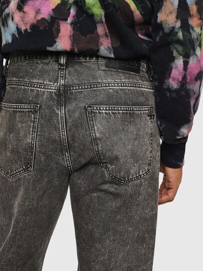 Diesel - D-Macs 0099F, Black/Dark Grey - Jeans - Image 5
