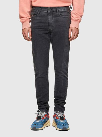 Diesel - D-Amny Skinny JoggJeans® 09A74, Black/Dark Grey - Jeans - Image 1
