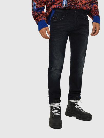 Diesel - D-Bazer 0679R, Black/Dark Grey - Jeans - Image 1