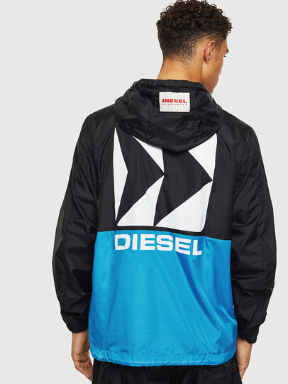 Diesel - BMOWT-HARPOON, Black/Blue - Out of water - Image 2