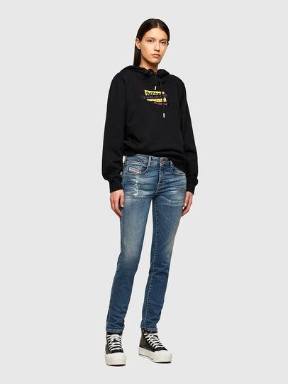 Diesel - D-Ollies Slim JoggJeans® 069UW, Medium Blue - Jeans - Image 5