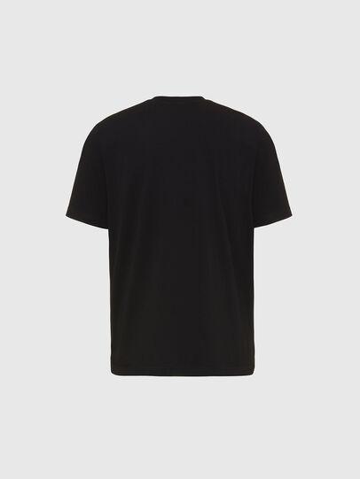 Diesel - T-JUST-X61, Black - T-Shirts - Image 2