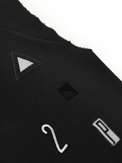 Diesel - GR02-T303, Black - T-Shirts - Image 4