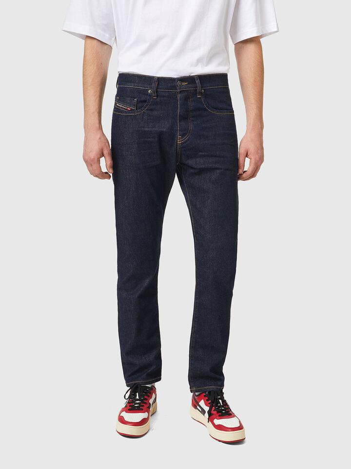 D-Viker Straight Jeans 084HN,