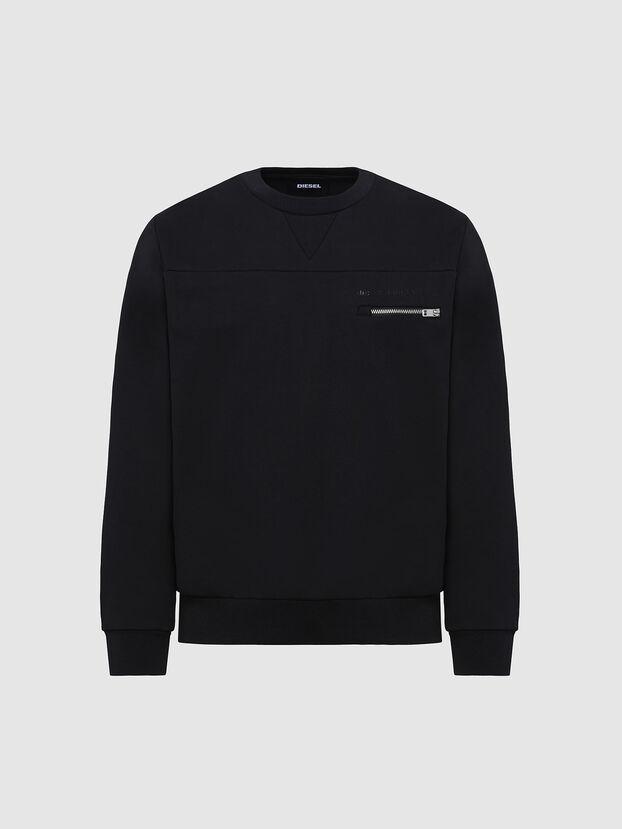 S-CORINNE, Black - Sweatshirts