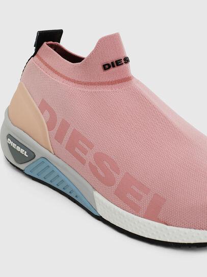 Diesel - S-KB ATHL SOCK II W, Pink - Sneakers - Image 4