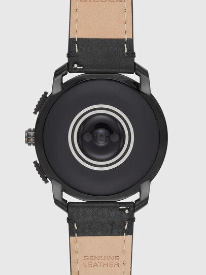Diesel - DT2016, Negro/Bronce - Smartwatches - Image 4
