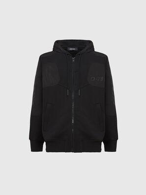 S-JAKLER, Black - Sweatshirts