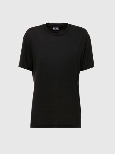 Green Label T-shirt with emoji patch
