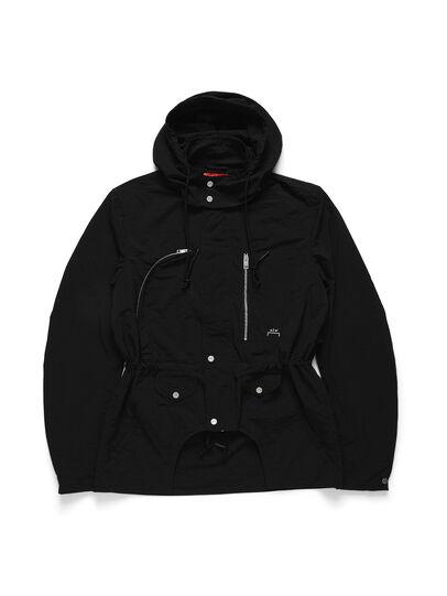 Diesel - ACW-JK03, Black - Denim Jackets - Image 3