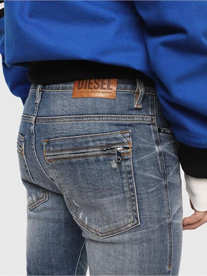 Diesel - D-Amny 086AN, Medium Blue - Jeans - Image 3