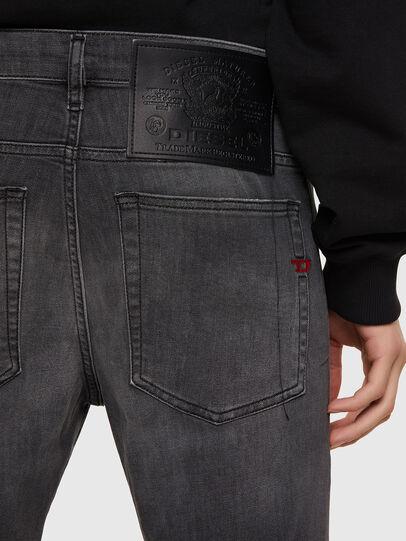 Diesel - D-Amny Skinny Jeans 009QE, Black/Dark Grey - Jeans - Image 4